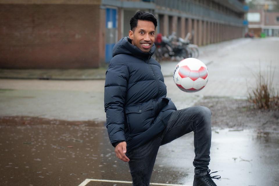 Chris Manuputty: ,,Zaandijk is een echte familieclub, alles wordt met elkaar besproken.''