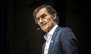 René Diekstra vaart met ontvlagde motor in een wolk van dankbaarheid | column