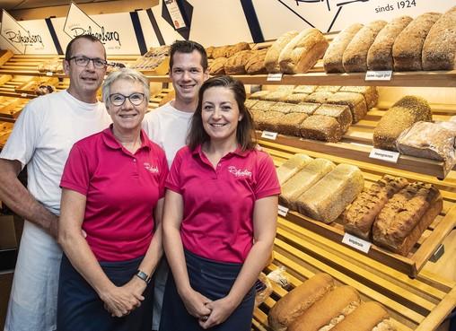 Haarlemse bakkersfamilie met een lange adem: bakkerij Rijkenberg bestaat 95 jaar