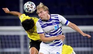 Twee trainerswissels, dreigende degradatie naar de amateurs én een zware knieblessure: Vincent Vermeij heeft wel eens gelukkigere tijden gekend bij MSV Duisburg