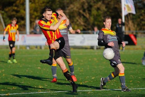 West Frisia geeft voorsprong uit handen tegen Kleine Sluis