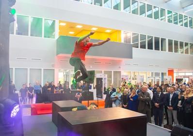 Nieuw MBO-gebouw Karekietpark in gebruik genomen