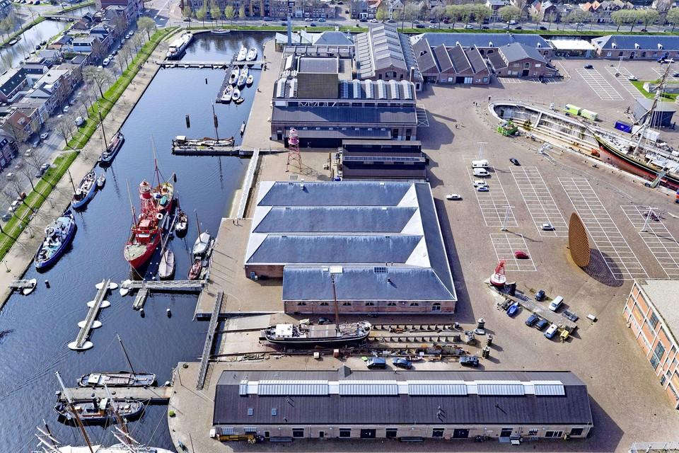 De Museumhaven ondervindt last van het stadhuisplan, stelt een indiener in zijn zienswijze.
