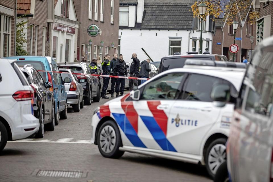 In november werd op de Zuiddijk in Zaandam nog een man neergeschoten. Het aantal 'levensmisdrijven' steeg van 20 naar 25.