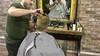 Al bijna 34.000 euro voor nabestaanden Larense kapper Moshin. Donaties voor begrafenis en opleiding kinderen blijven binnenstromen