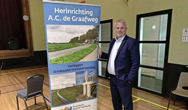 'A.C. de Graafweg zal soms langer afgesloten zijn'