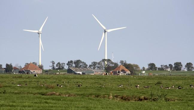 Waterland wil windmolens in Gouwzee niet bij voorbaat uitsluiten