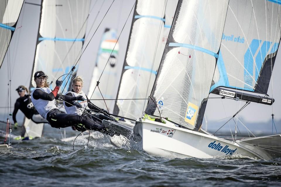 Ruim 35 jaar was het een vertrouwd gezicht voor de kust van Medemblik: zeilers die elkaar bestrijden op het IJsselmeer.