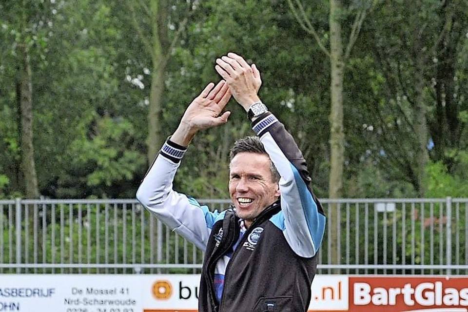 """Ronald de Rooij: ,,Als ik gefrustreerd naar de training ga dan is het beter om op te stappen."""""""