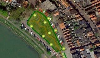 Bewoners Westerdijk komen met burgerinitiatief: zij willen graag plantsoen terug op parkeerplaats