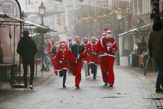 Kerstloop: Ho ho ho door Hoorn