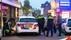 Veel politie en marechaussee ingezet voor twee arrestaties in centrum van Baarn [update]