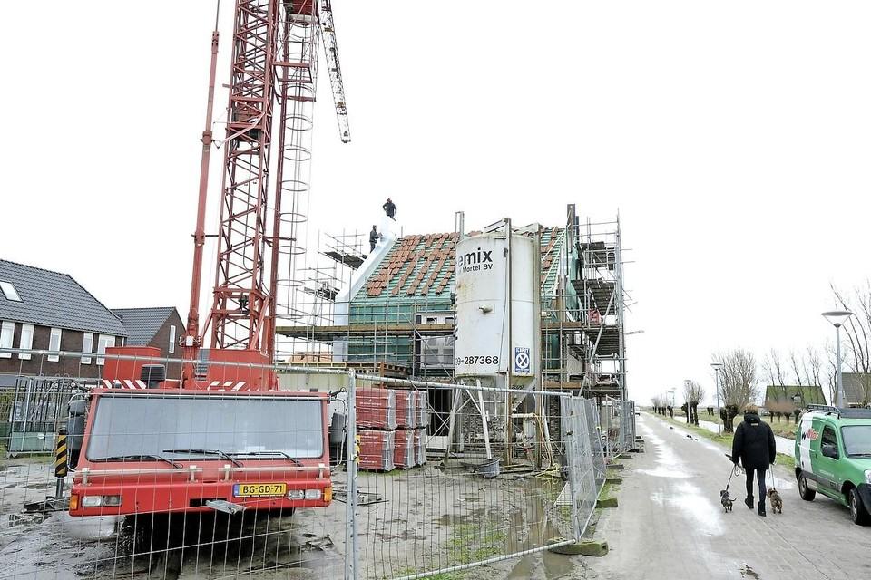 Afgelopen jaar behaalde de gemeente Den Helder een positief resultaat op de ontwikkeling van de grondexploitatie Willem Alexanderhof.