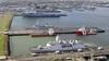 Nieuwe Haven is grootste energievreter binnen de krijgsmacht; schepen nemen helft energieverbruik voor hun rekening