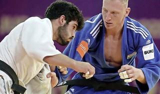 Judoka Frank de Wit uit Heemskerk verliest in halve finales WK en strijdt om brons [video]