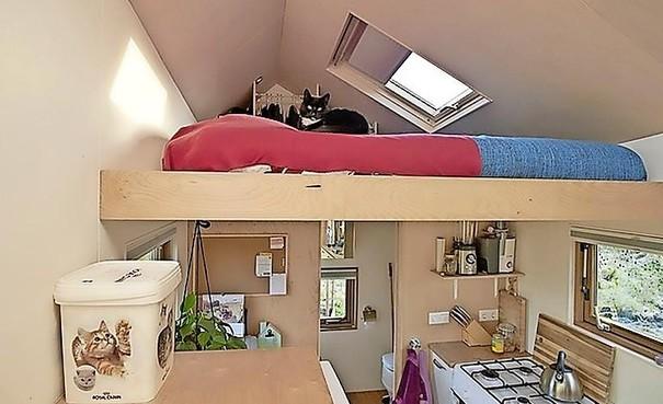 Gemeente Den Helder versoepelt regelgeving voor bouw van tiny house