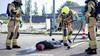 Nu examen is behaald, kunnen 21 vrijwillige brandweerassistenten meteen voor het 'echie' aan de bak