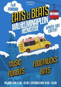 Eats&Beats Apres-ski editie op Wilhelminaplein Heemstede