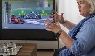 Haarlemmermeerse burgemeester Marianne Schuurmans is verslaafd aan Formule 1: 'Ik kan het bijna niet aanzien'