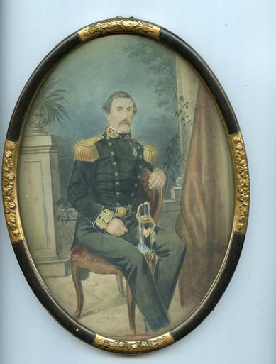 Dienst op kanonneerboten, vechten in Indië, bepalend voor modernisering van pantserschepen. En veel meer in boek over zeeofficier en minister Gerhard Pels Rijcken (1810-1889)
