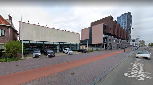 Nieuw bouwplan voor terrein Carpet Right aan Spaarndamseweg in Haarlem