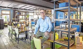 Restaurant Effe in 't Dorp noodgedwongen dicht wegens coronabesmetting. Maar: 'Donderdagmorgen gaan we hoe dan ook weer open'