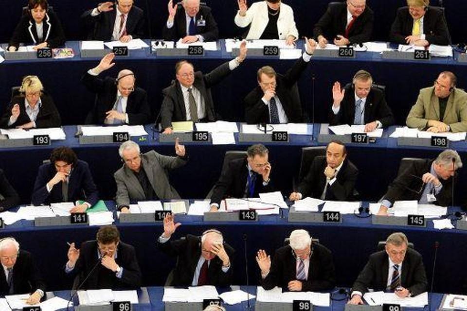 De Europese Unie besluit over miljoenensubsidies.