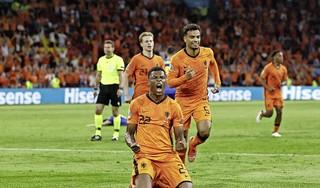 Nederland-Oekraïne staat na de eerste week van het EK op plek 1, maar komt niet in de buurt van het record