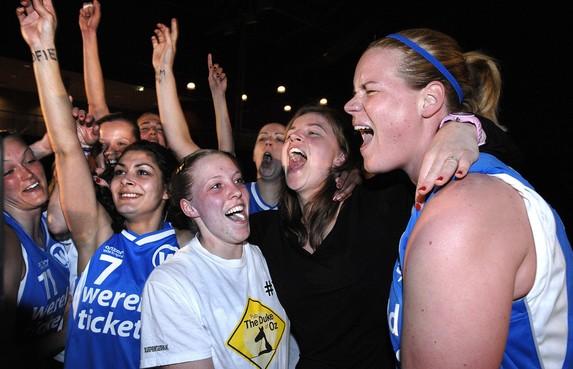 Voormalig WNBA-speelster Marlous Nieuwveen promoveert bij Lions van assistent- tot hoofdtrainer; geen derde jaar voor Thijs Volmer