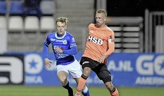 Terugkeer Kevin Visser grootste winst Volendam in oefenduel tegen Jong AZ [video]