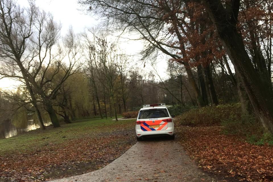 Politie en handhaving patrouilleren vaak in het In 't Veldpark.