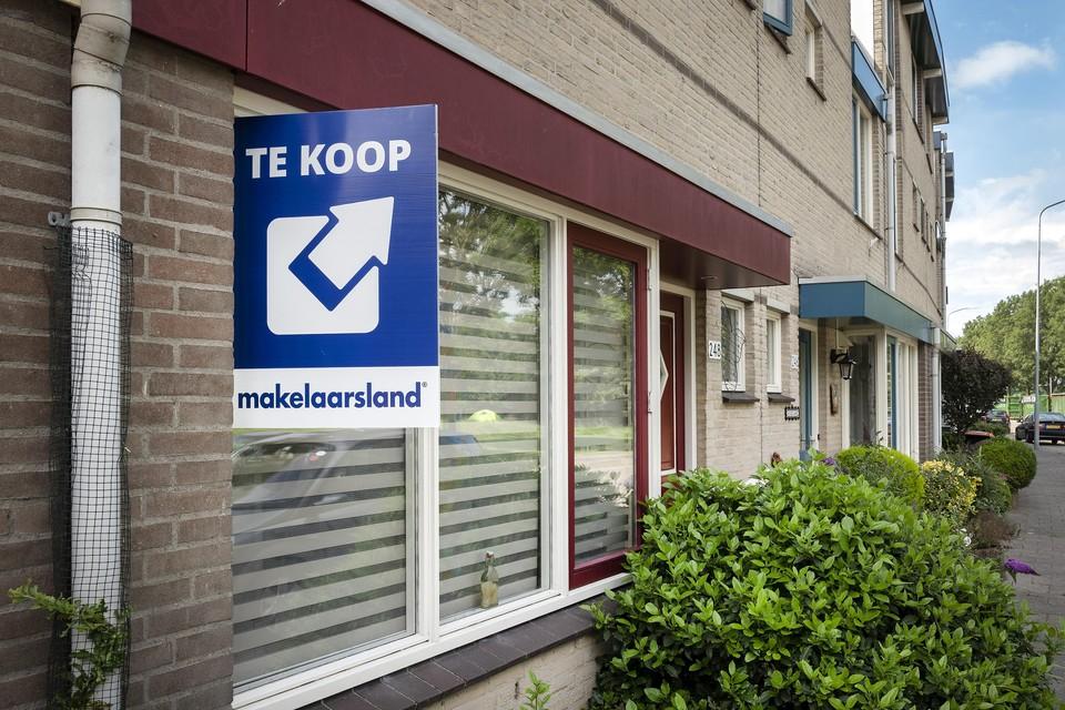 Beleggers zijn niet meer huizen gaan kopen in Haarlemmermeer.