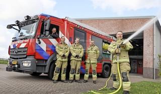 Een paardenbroek als West-Fries extraatje. En een extra toeter, voor de leuk. Brandweerkorps in Nibbixwoud heeft na zestien jaar een nieuw blusvoertuig. 'Een prachtige wagen'