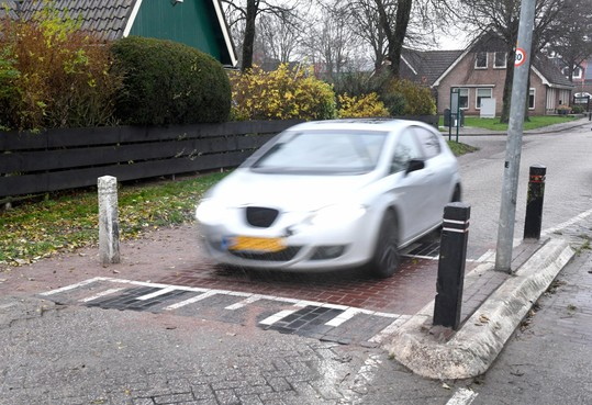 Bewoners Westerland teleurgesteld over facelift van Poelweg