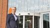 Patrick Kroon is voor veel leerlingen van Kennemer College in Heemskerk al geen wildvreemde meer, zegt hij zelfverzekerd: nieuwe directeur beroepsgericht onderwijs moest door drie coronabesmettingen meteen vol aan de bak