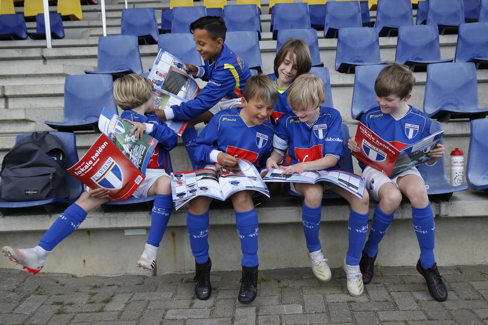 FC Weesp investeert veel in de ontwikkeling van jeugdleden.