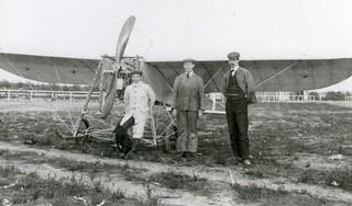 Niet Fokker maar Hilgers: wedloop in het luchtruim herdacht