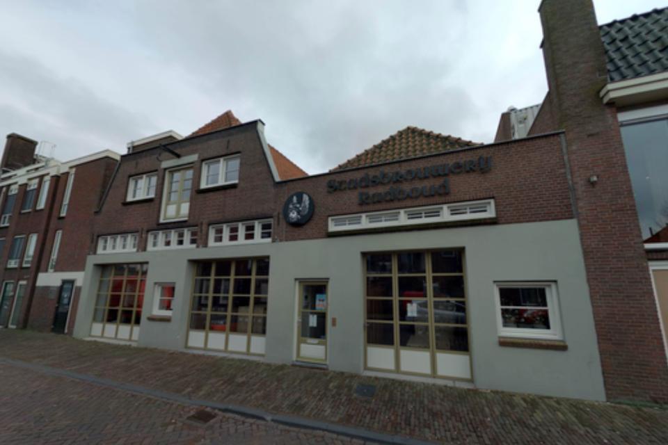 Stadsbrouwerij Radboud heet straks 'De Brouwerij'.