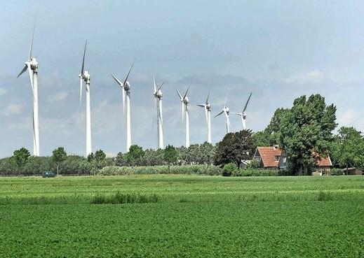 Stelling: IJmond goede plek voor windmolens