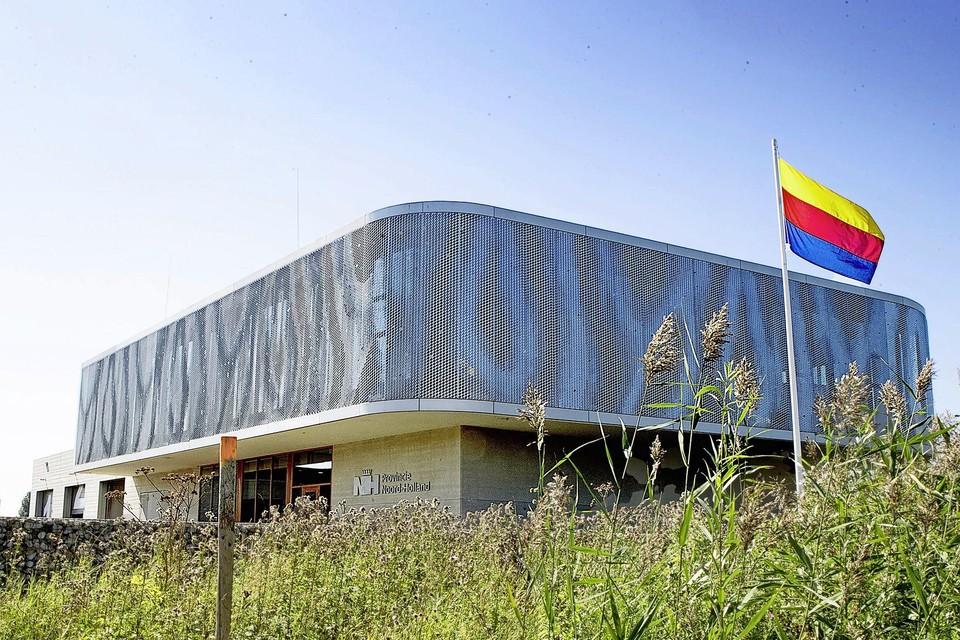De centrale bedienpost: het zogeheten Weg- en Waterhuis De Langebalk in Heerhugowaard.