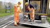 Route Schoorldam-Warmenhuizen: even omrijden wegens werk aan de weg. Tuincentrum Kanaalweg wel bereikbaar