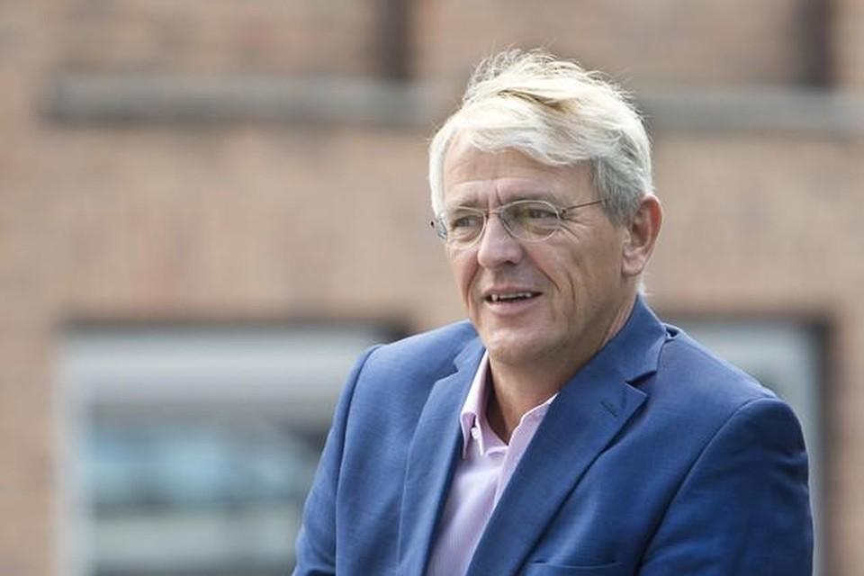 Jeroen Nobel. Hij blijft voorlopig aan als waarnemend burgemeester van Den Helder.