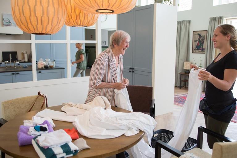 Hilversums klooster Monnikenberg wordt woonhuis voor ouderen met dementie, 'Wonen bij september'