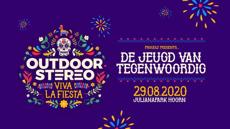Outdoor Stereo in Hoorn heeft met Jeugd van Tegenwoordig 'tofste headliner ooit'