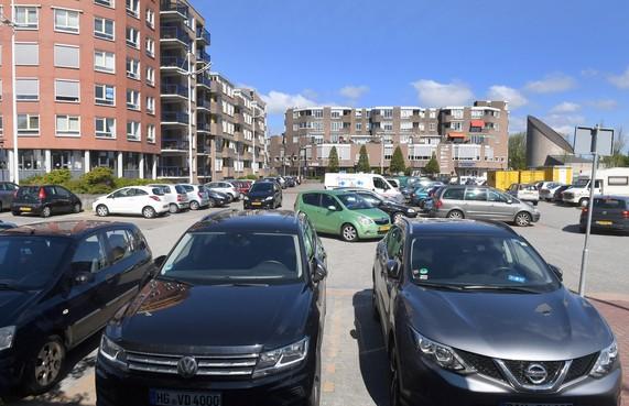 Dit voorjaar regende het parkeerbonnen in blauwe zone Den Helder