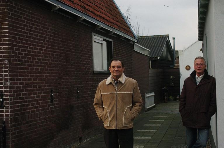 Een onderduiker in ieder huis aan de Lagedijk