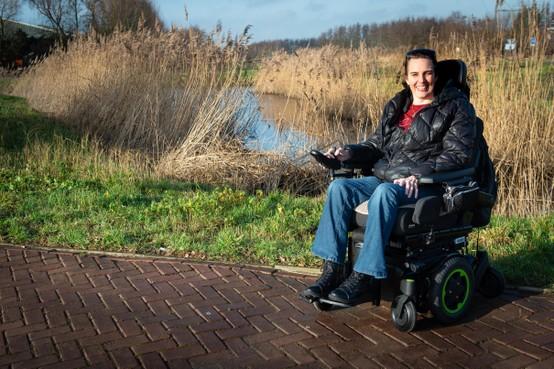 Doneeractie: Help MS-patiënt Denise Keizer een rolstoelauto kopen