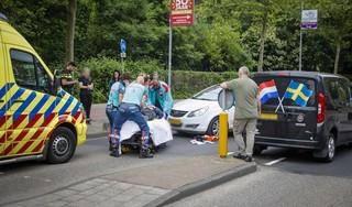 Man gewond bij ongeval in Haarlem, weg tijdelijk afgesloten voor onderzoek