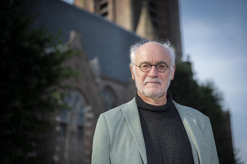 Martien Pettinga: ,,Als klein jochie ging ik graag naar de kerk en ik hoorde mijn vader graag preken.''