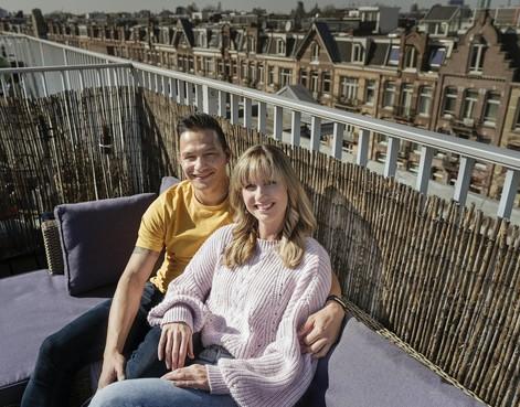 Huis verkocht en baan opgezegd, maar wereldreis gaat niet door voor Robin en Ferry uit Den Helder